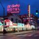 El Cortez Hotel in Las Vegas